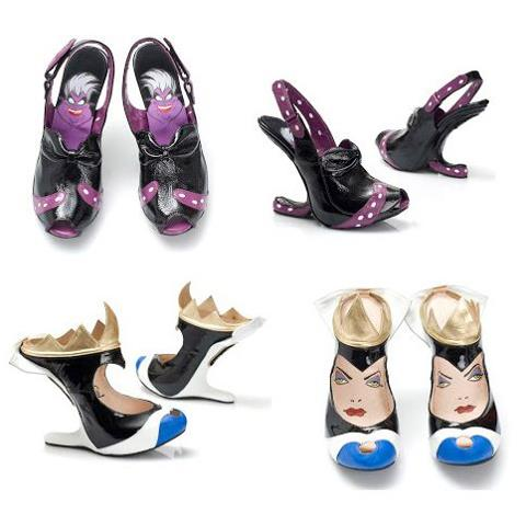 scarpe cattve disney
