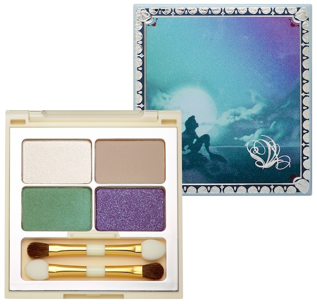 ariel colletion sephora mini palette ombretti