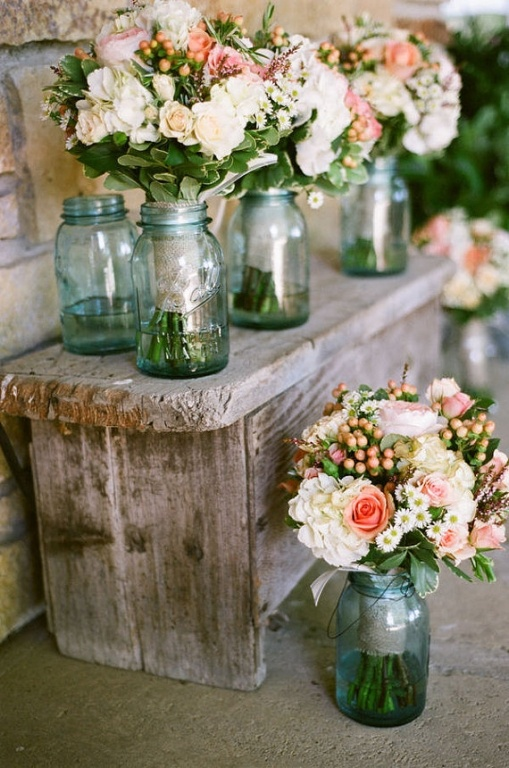 bouquet shabby chic 18