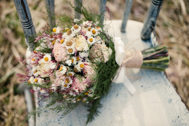 bouquet shabby chic 20