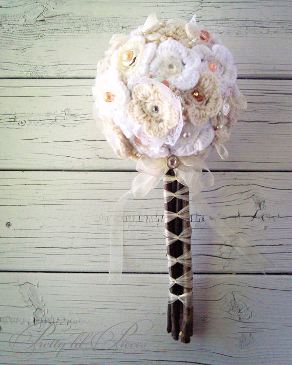 bouquet shabby chic 26