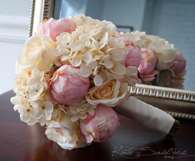 bouquet shabby chic9