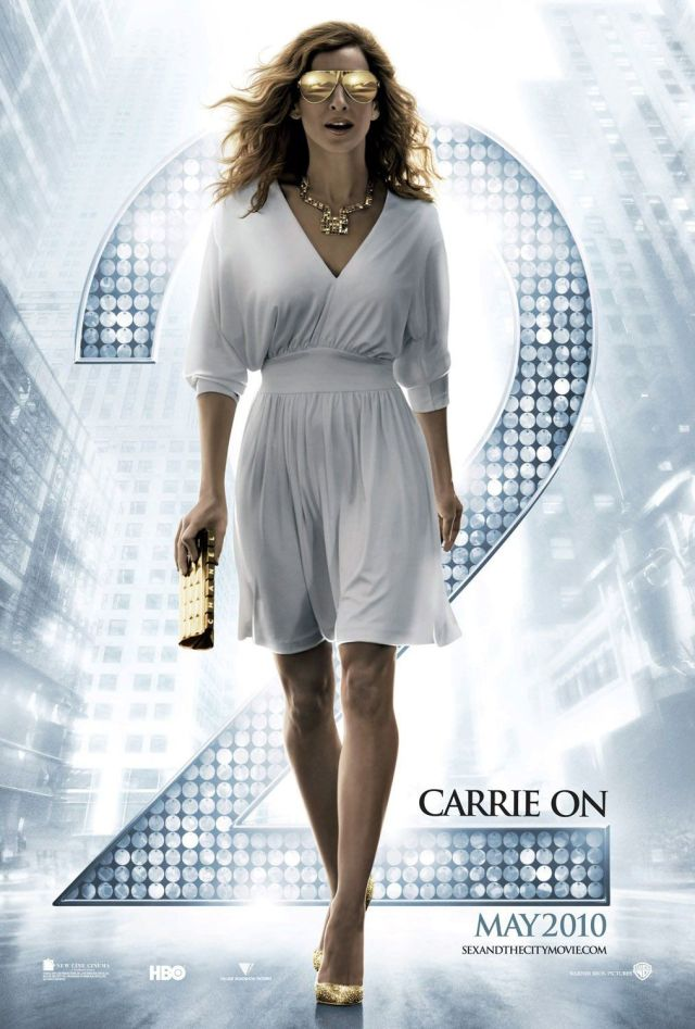 carrie sex and the city 2