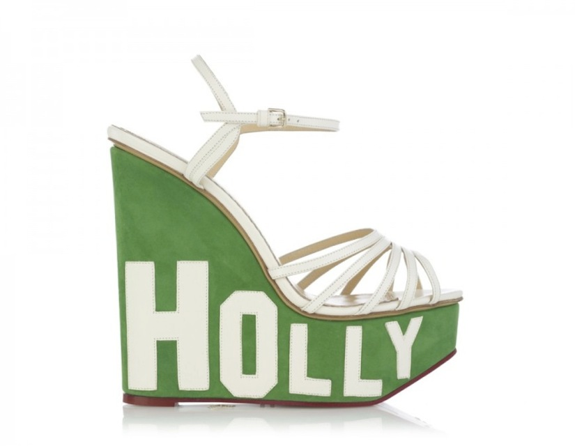 charloote olympia scarpe hollywood collezione cinema 2013