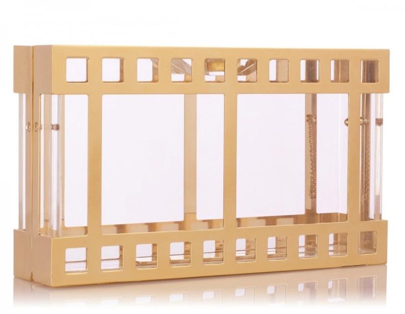 charlotte olympia box gold collezione cinema 2013
