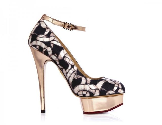 charlotte oylmpia scarpe collezione cinema 2013