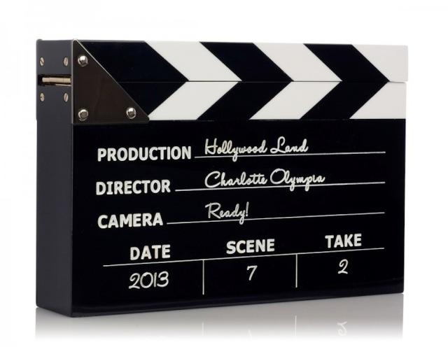 clutch charlotte olympia collezione cinema 2013 2