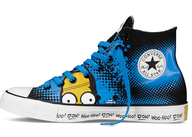 Converse_The_Simpsons_sneakers Homer 2