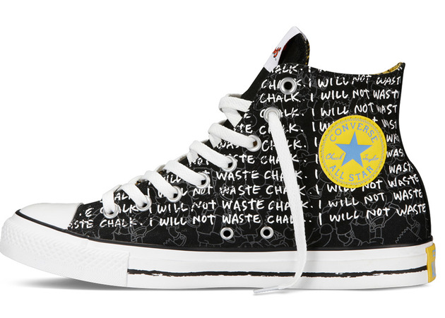Converse_The_Simpsons_sneakers_Bart 2