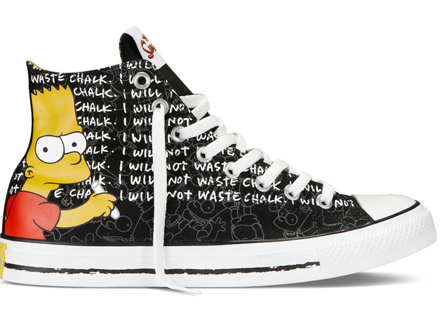 Converse_The_Simpsons_sneakers_Bart