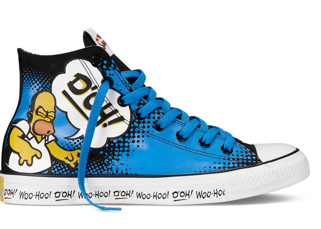 Converse_The_Simpsons_sneakers_Homer