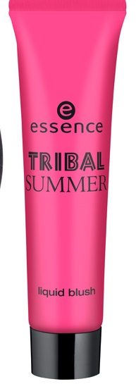essence tribal collection blush liquido