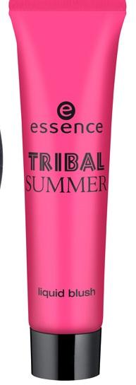 essence tribal collection blush liquido