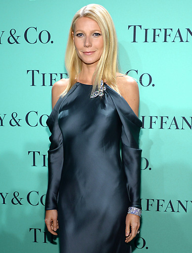 Gwyneth-Paltrow-Tiffany evento-New-York-2013