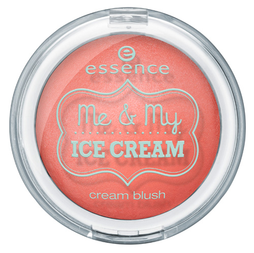me & my ice cream collection essence blush 2013