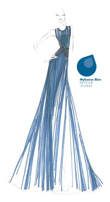 pantone mykonos blue