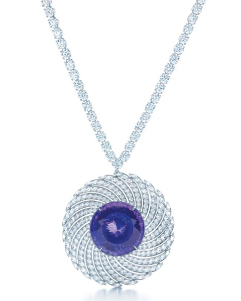 TIFFANY-DIAMOND-AND-TANZANITE-NECKLACE-FROM-THE-2013-BLUE-BOOK-COLLECTION1