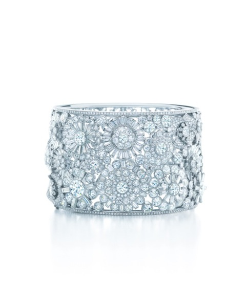 TIFFANY-DIAMOND-CORSAGE-BANGLE-FROM-THE-2013-BLUE-BOOK-COLLECTION.