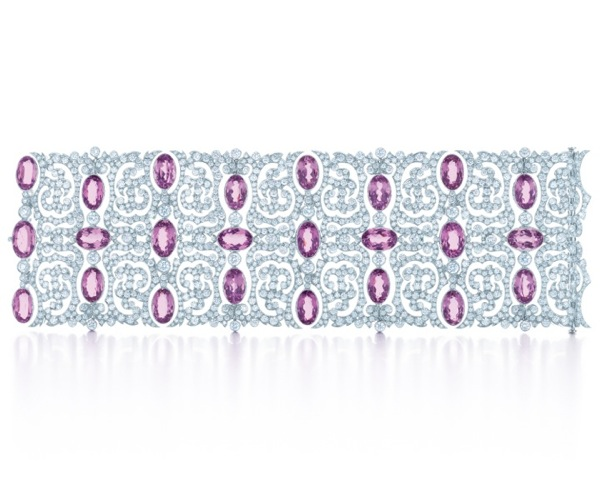 TIFFANY-KUNZITE-AND-DIAMOND-BRACELET-FROM-THE-2013-BLUE-BOOK-COLLECTION.