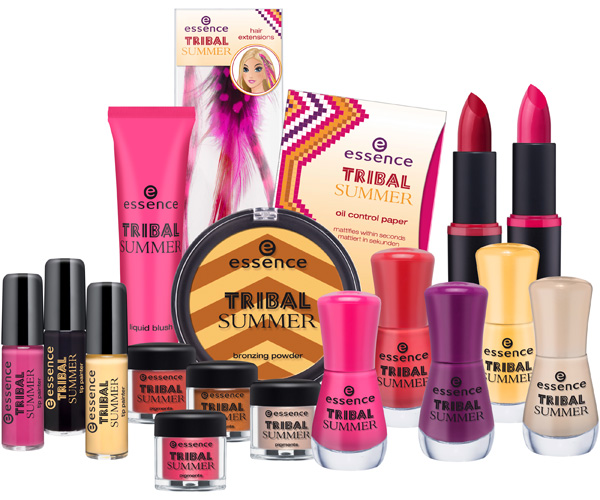 tribal collection essence 2013