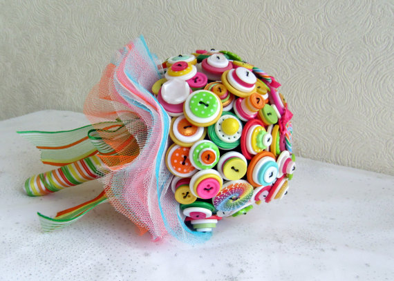 bouquet di bottoni 10