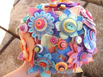bouquet di bottoni 9