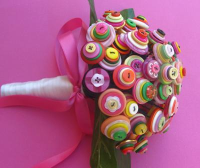 bouquet di bottoni
