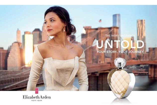 Elizabeth Arden profumo Untold inverno 2013