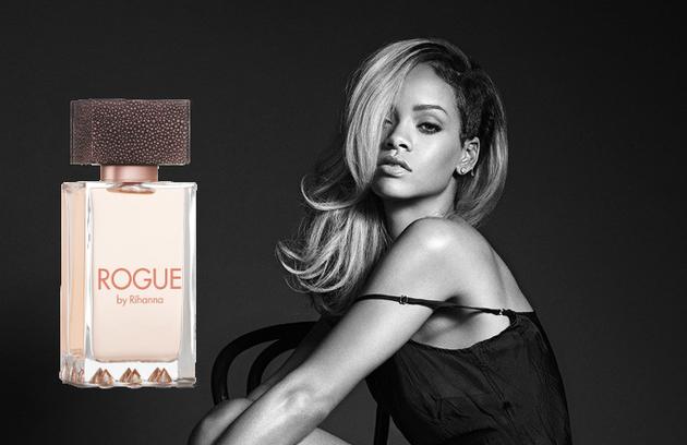 Rihanna_Rogue pubblicità
