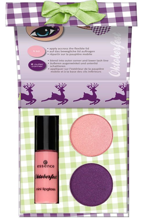 Essence-Fall-2013-Oktoberfest-Collection ombretto e lip gloss