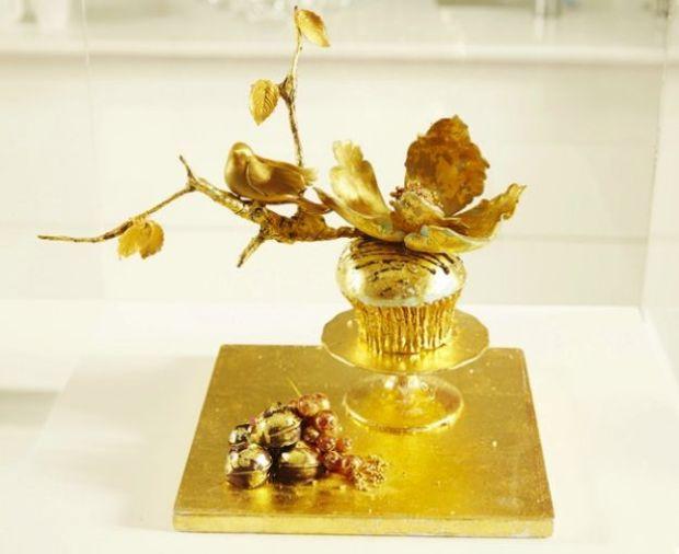 cupcake-oro più costoso al mondo