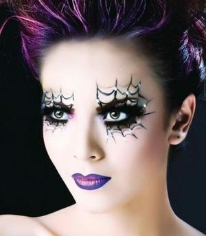 halloween make up 10