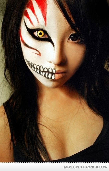 halloween make up 4