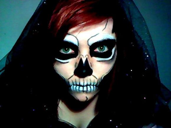 halloween make up 5