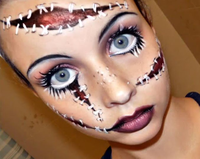 halloween make up 6