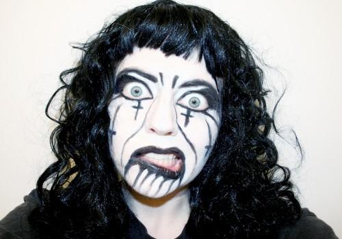 halloween make up 9