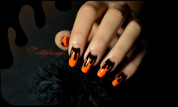 halloween nails 10