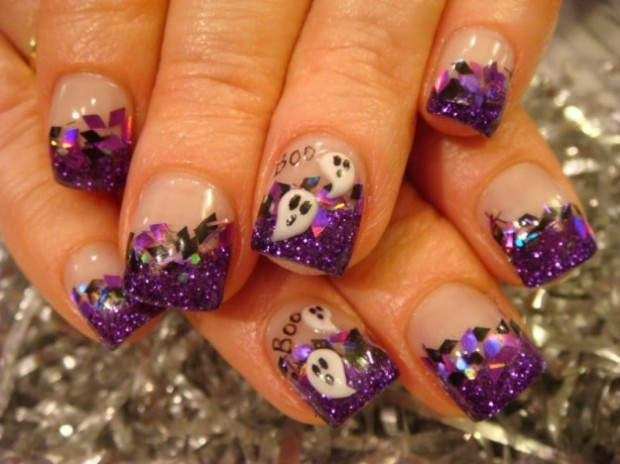 halloween nails 11