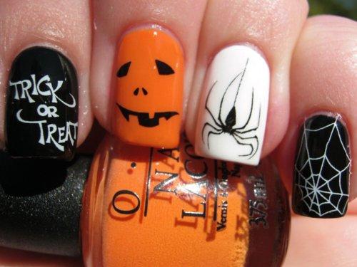 halloween unghie 3