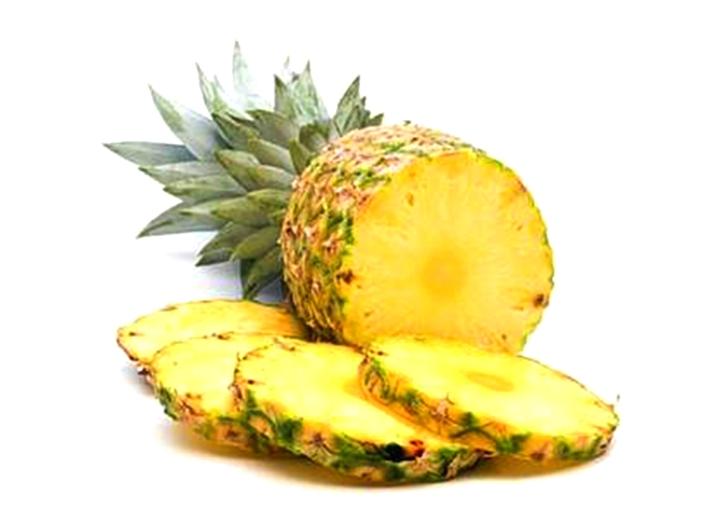 maschera all'ananas 2
