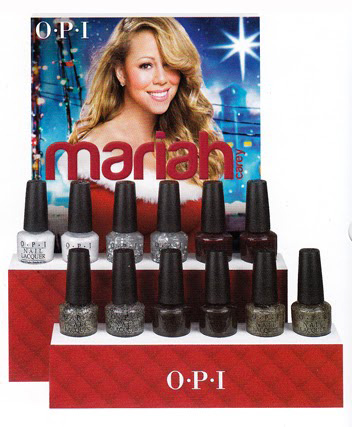 OPI-Holiday-2013-Mariah-Carey-Collectione natale 2013