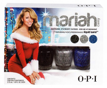 OPI-Holiday-2013-Mariah-Carey-Collezione 2013 2