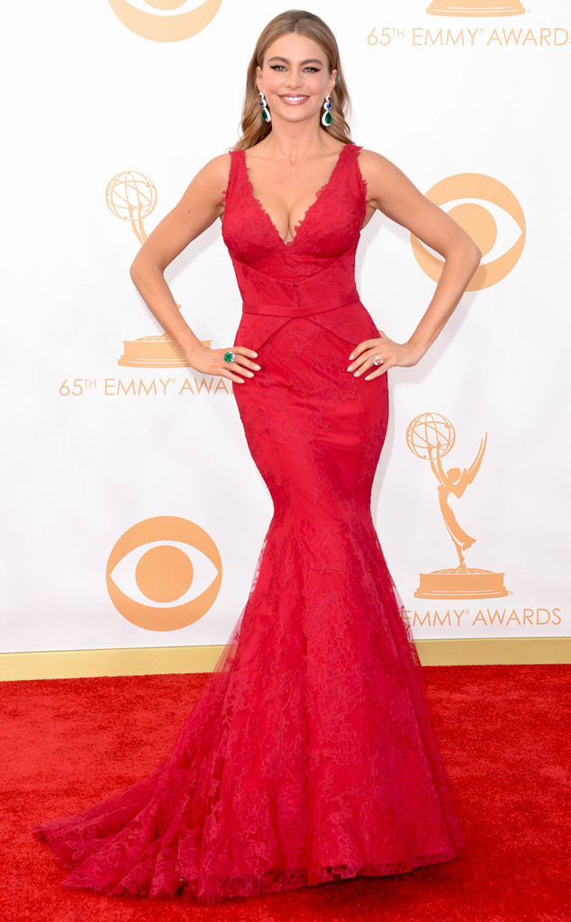 Sofia-Vergara emmy awards 2013