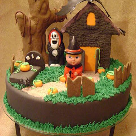 torta halloween 15