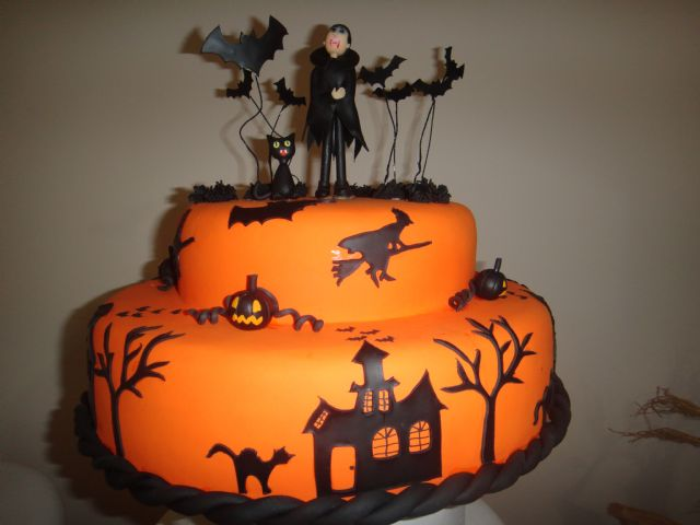 torta halloween 2