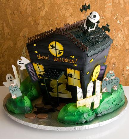 torta halloween 24