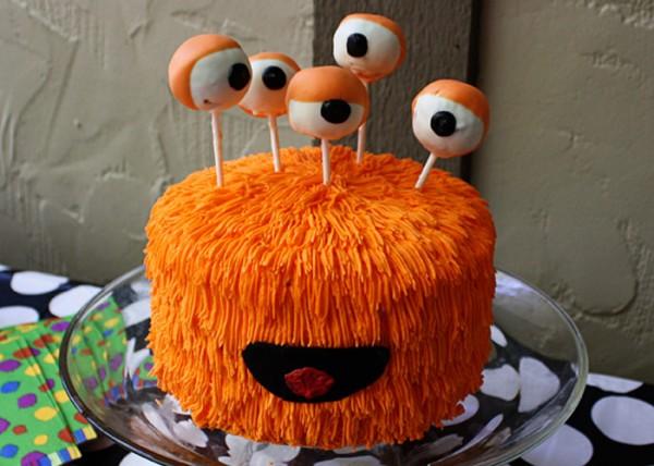 torta halloween 25