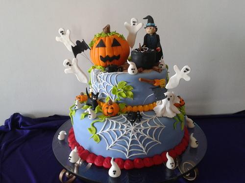 torta halloween 7