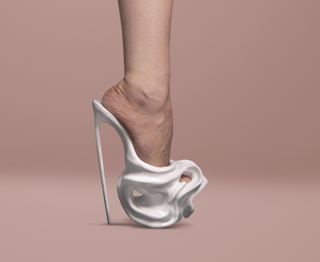 whipped cream shoes