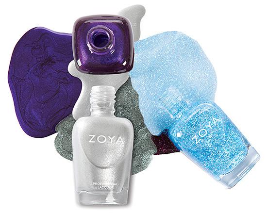 Zoya-Zenith collezione natale 2013